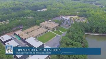Expanding Blackhall Studios