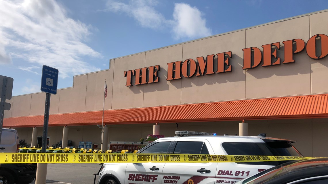 Swell Man Shot In Home Depot After Argument Gets Heated In Home Interior And Landscaping Mentranervesignezvosmurscom