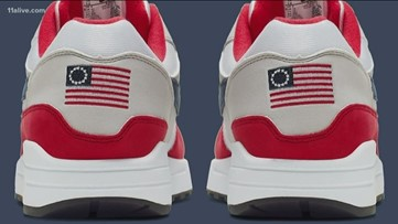 Kaepernick places halt on new sneakers from stores