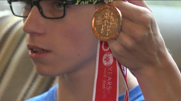 Parents of Special Olympians upset about DeVos' proposal to cut funding | Here's why