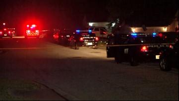 Triple shooting, wounded man's desperate door knocks wake quiet DeKalb street