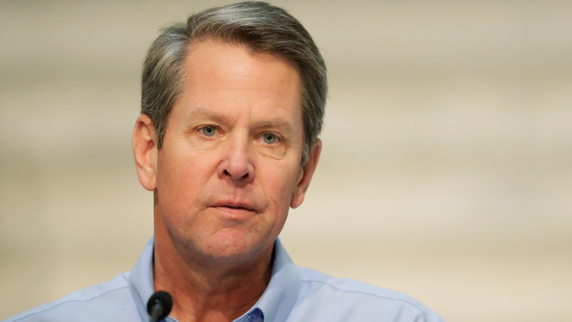 Kemp offers up Georgia to host RNC after Trump suggests it could be moved from North Carolina