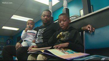 Books and Barbers   Pastor creates program to help children read
