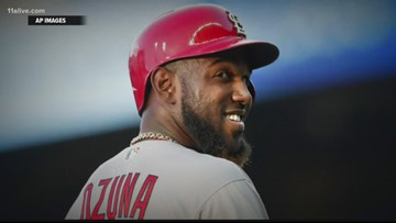 Atlanta Braves sign Marcell Ozuna with 1-year contract worth $18M