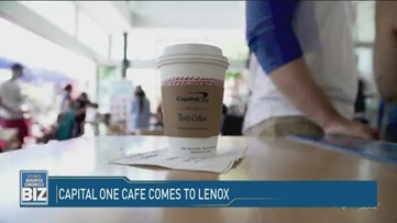 Capital One Cafe comes to Lenox Square