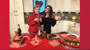 Healthy Valentine's Day Recipes with Chef Nancy