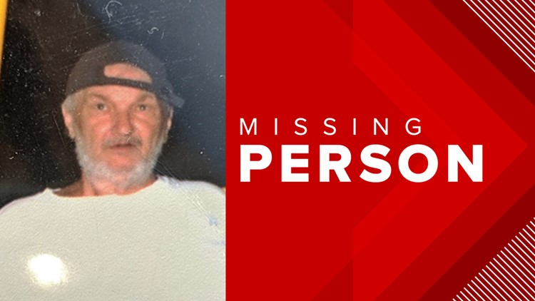 Man with severe memory loss missing from Hall County
