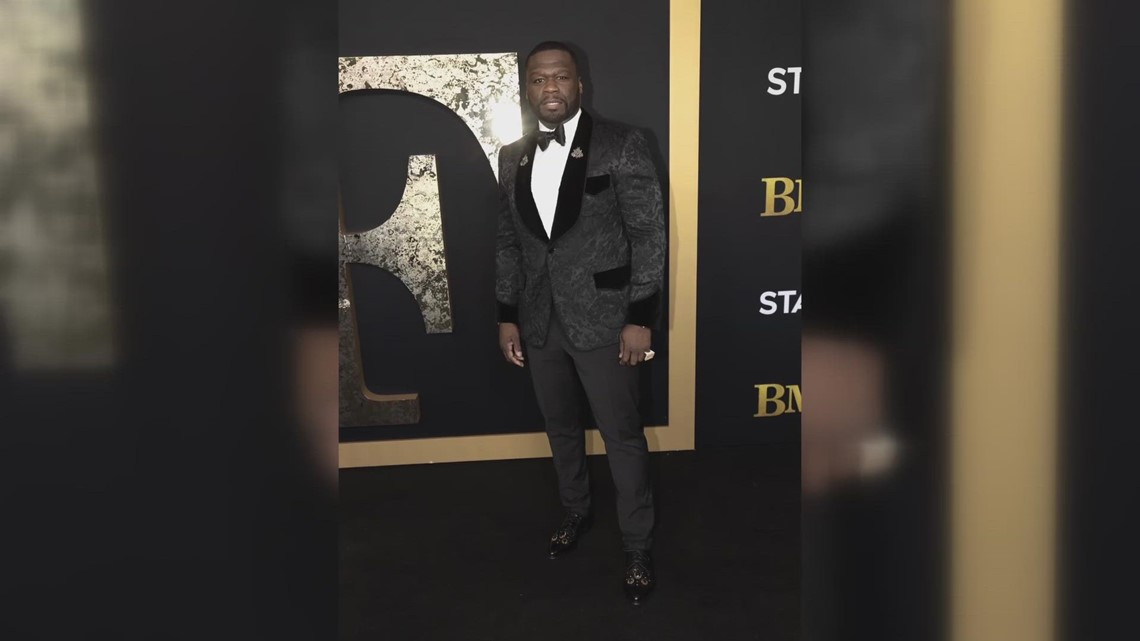 50 Cent, Snoop Dogg grace stage after star-studded 'BMF' premiere event in Atlanta