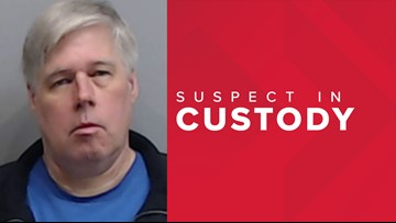 Suspect accused of posing as officer, trying to handcuff masseuse, performing 'indecent acts' arrested