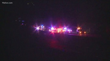 Deadly wreck on I-285 near Bolton Road