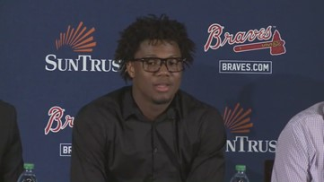 Atlanta Braves GM Alex Anthopoulos: Ronald Acuna Jr.'s $100M extension was a club priority