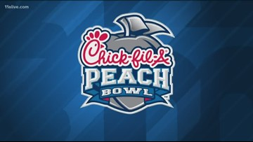 Chick-fil-A finalizing deal to remain title sponsor of Peach Bowl for another 6 years