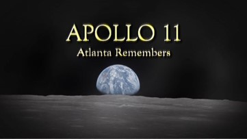 Apollo 11, Atlanta Remembers
