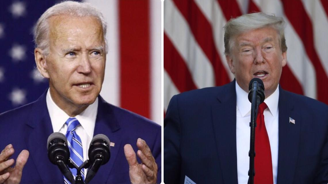 Biden barely leads Trump in Georgia, as majority of voters back Roe v. Wade: 11Alive poll