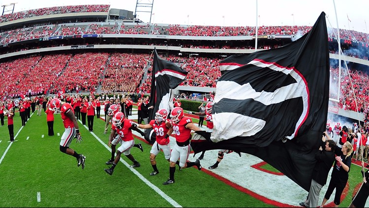Georgia student athletes have chance to be compensated for name, image