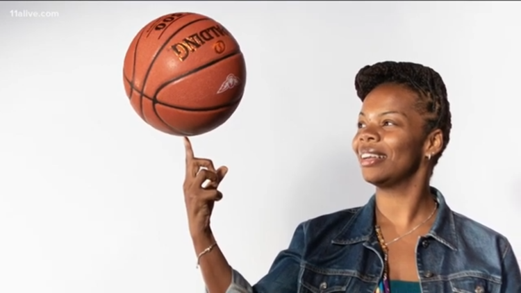 Atlanta Hawks' chief marketing officer breaking barriers for women in sports world