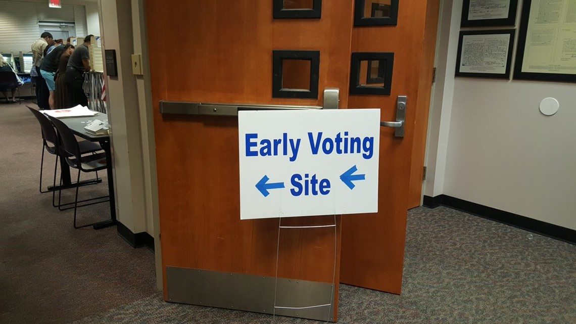 Early voting in Georgia reaches the last day | More than a ...