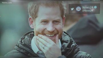 Prince Harry asks everyone to just call him Harry during an appearance