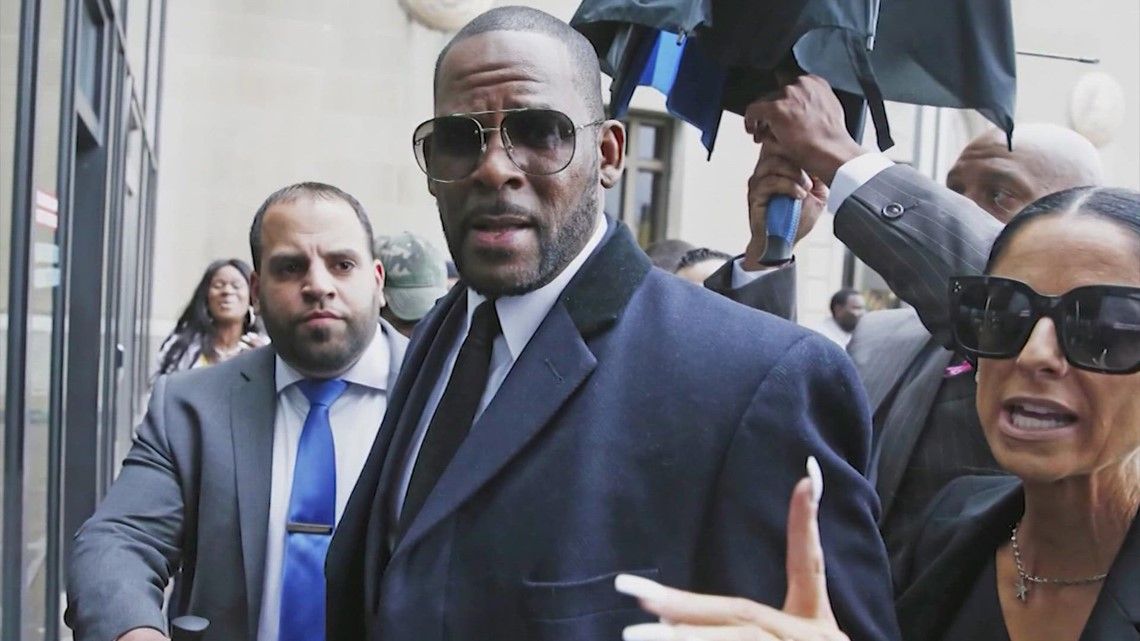 R. Kelly convicted of racketeering and sex trafficking by federal jury