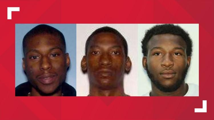 Panthersville murder suspects