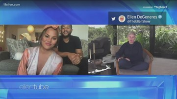 Ellen returns Monday!