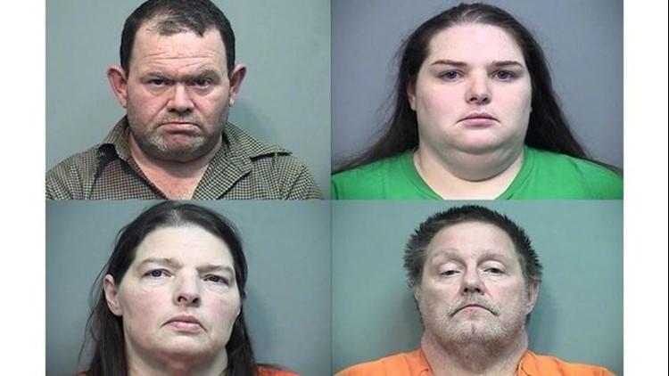 Suspects in death of Elwyn and Mary Crocker