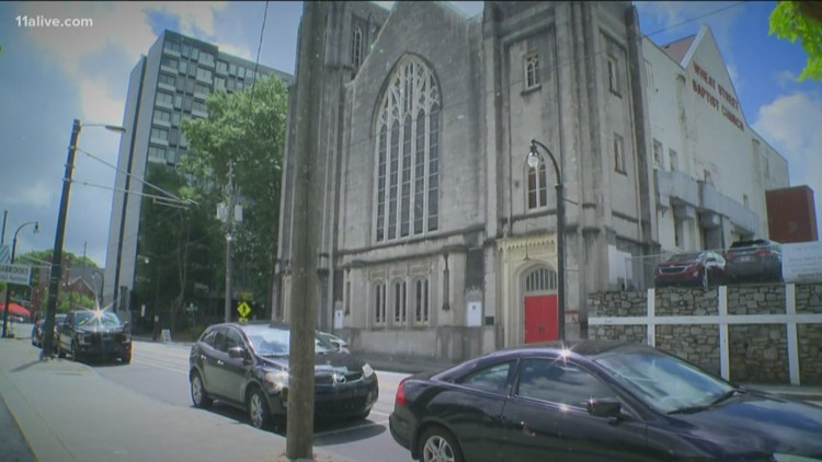 Renovations sprucing up Wheat Street Baptist Church as it celebrates 150th anniversary
