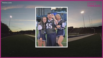 HEARTTHREADS | Autistic teens love for cheerleading impacts school