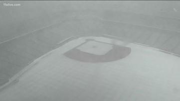 Braves game against Colorado Rockies postponed because of snow