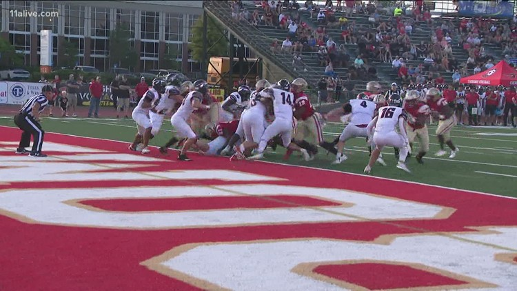 #Team11 Game of the Week | Cherokee at Rome