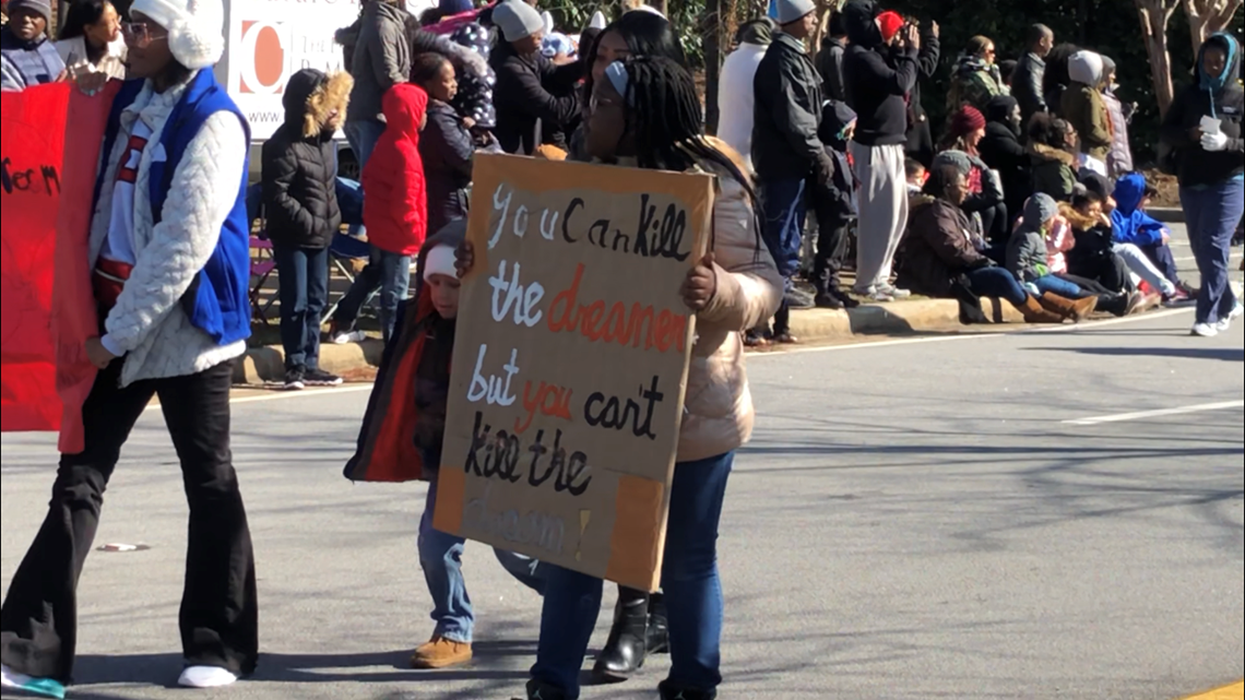 'The time is always right to do what is right' | 20th annual Gwinnett Co. MLK Celebration