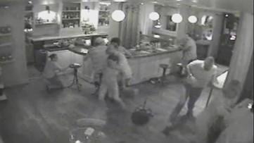 JCT Kitchen shooting: Surveillance video shows terrifying moments inside restaurant
