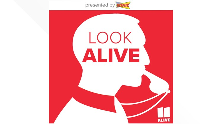 Look Alive! The 11Alive Sports Podcast Debut
