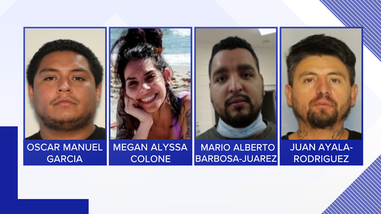 Body of missing mother, taxi driver found; GBI identifies suspects in her murder