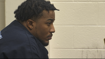 Lenox Square mall shooting suspect makes first court appearance
