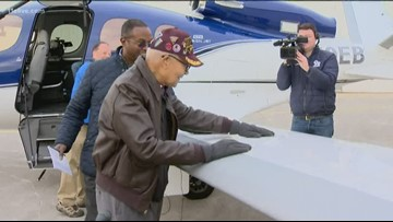 Oldest living Tuskegee Airman turns 100