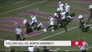 TEAM 11: Collins Hill vs. North Gwinnett