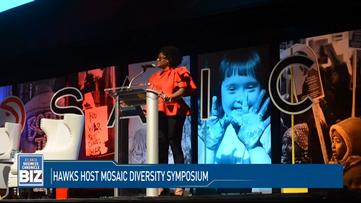 Atlanta Hawks Host Mosaic Diversity Symposium