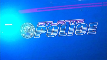 Child hospitalized after being struck by vehicle in Atlanta