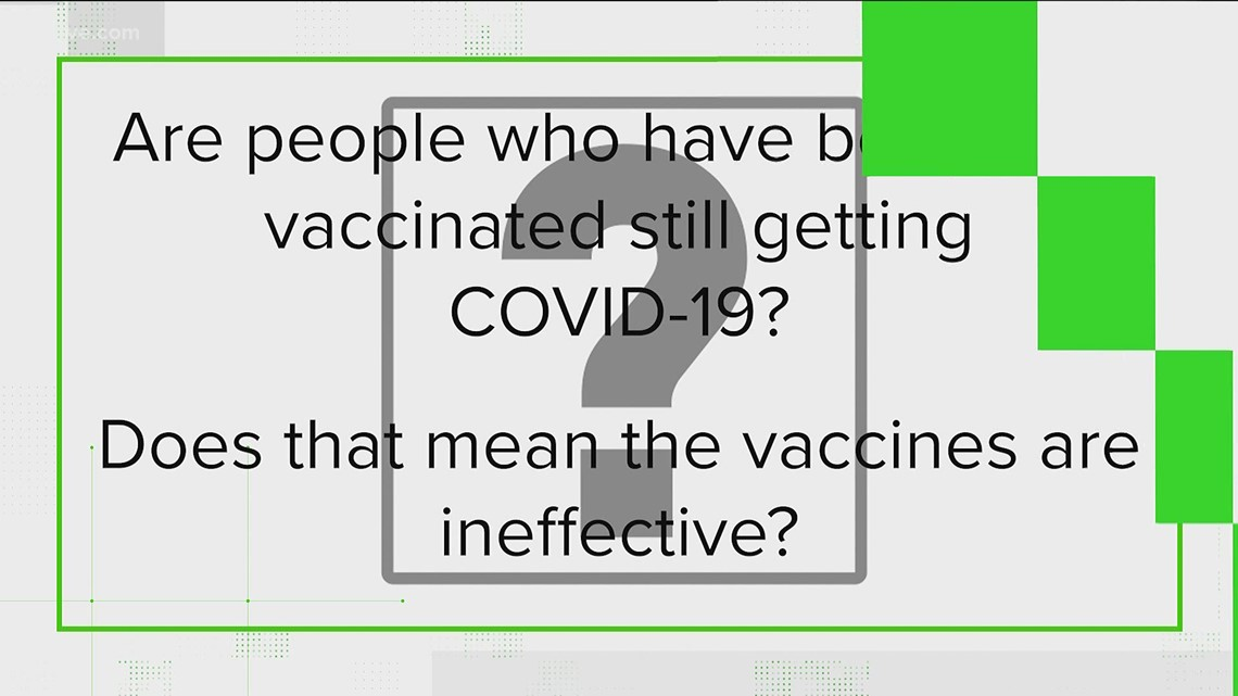 Are people who have been fully-vaccinated still getting COVID-19? | VERIFY