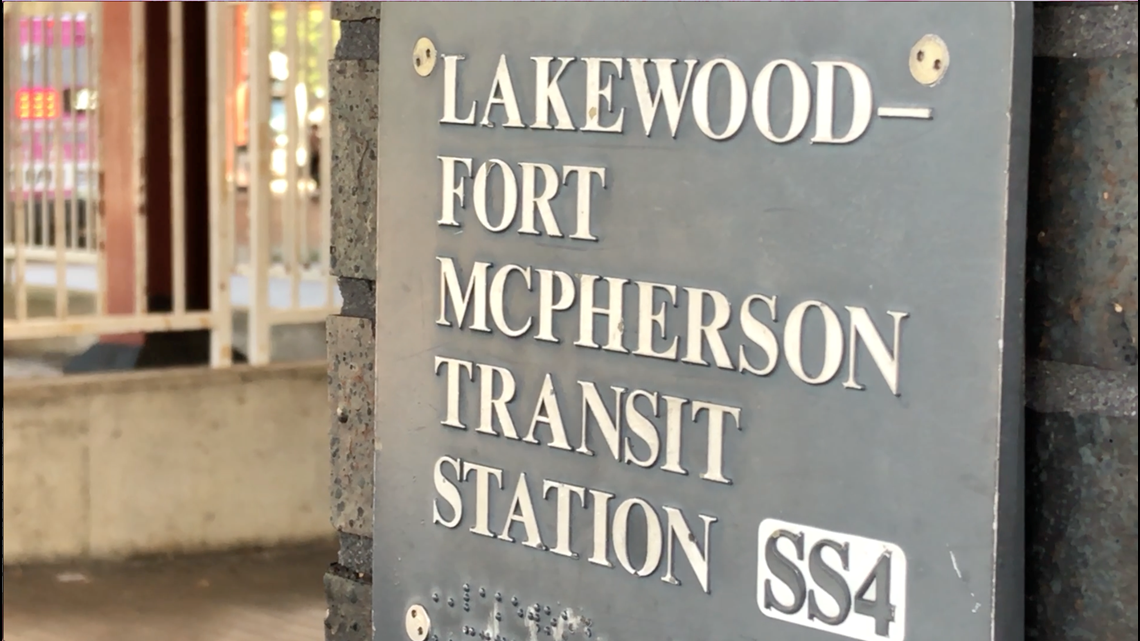 Fort McPherson's Last Stand | Renaming project may remove station name