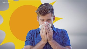 Why do we get colds in the summer months?