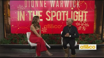 Dionne Warwick talks about her legendary career on A&C
