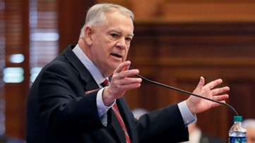 Bill would tighten 'legislative leave' power Georgia House speaker accused of abusing