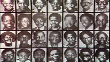 New hotline set up for tips in notorious Atlanta child murders
