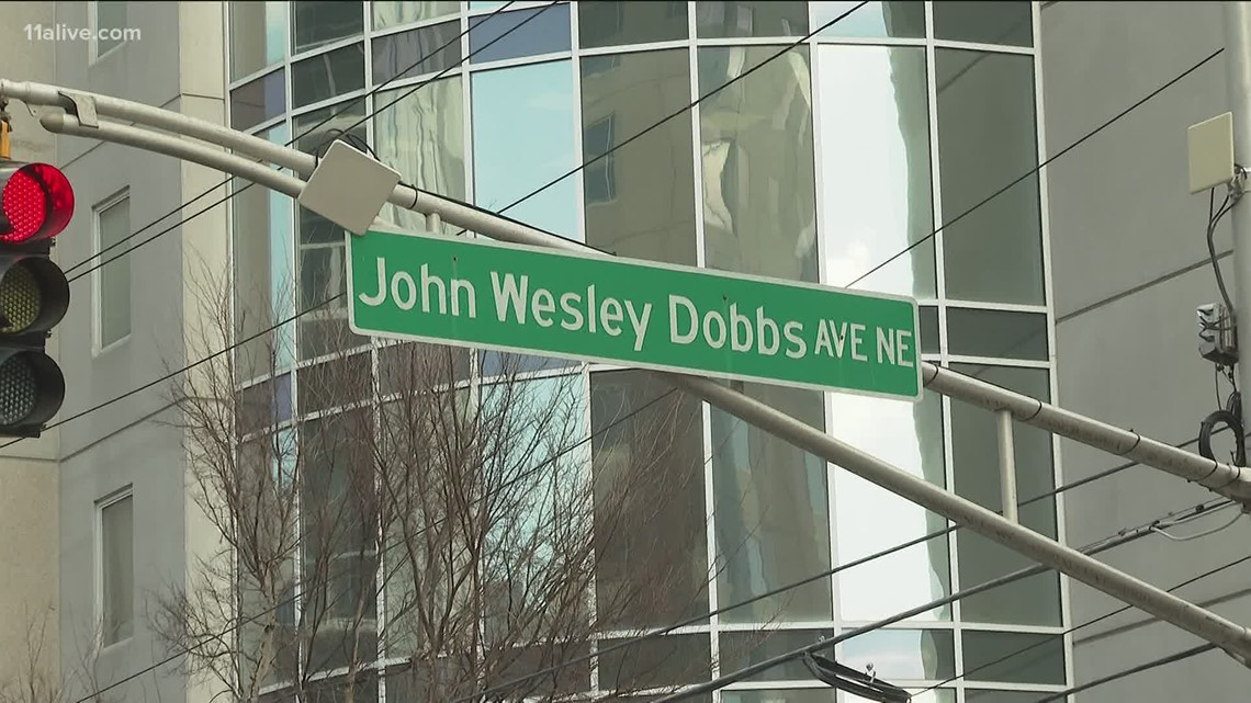 Atlanta iconic street names | The historic people behind the names