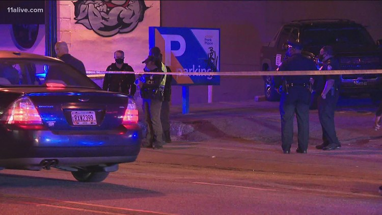 Police: Booter shot while approaching car break-in suspects outside Midtown bar