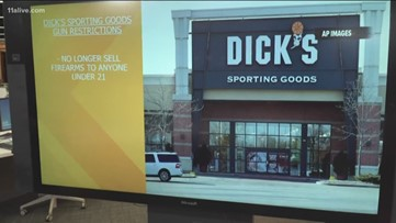 Dick's Sporting Goods destroyed $5 million worth of rifles, CEO says