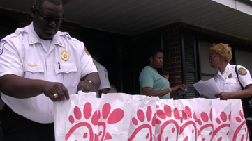 Community leaders join forces to feed local youths for the summer