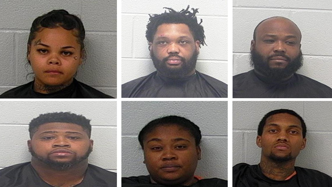 Recent Drug Busts In Ky